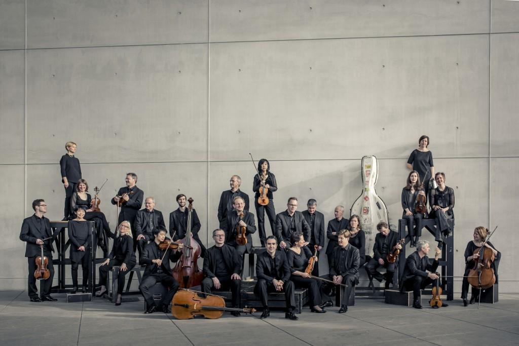 Münchener Kammerorchester, credit:Sammy Hart