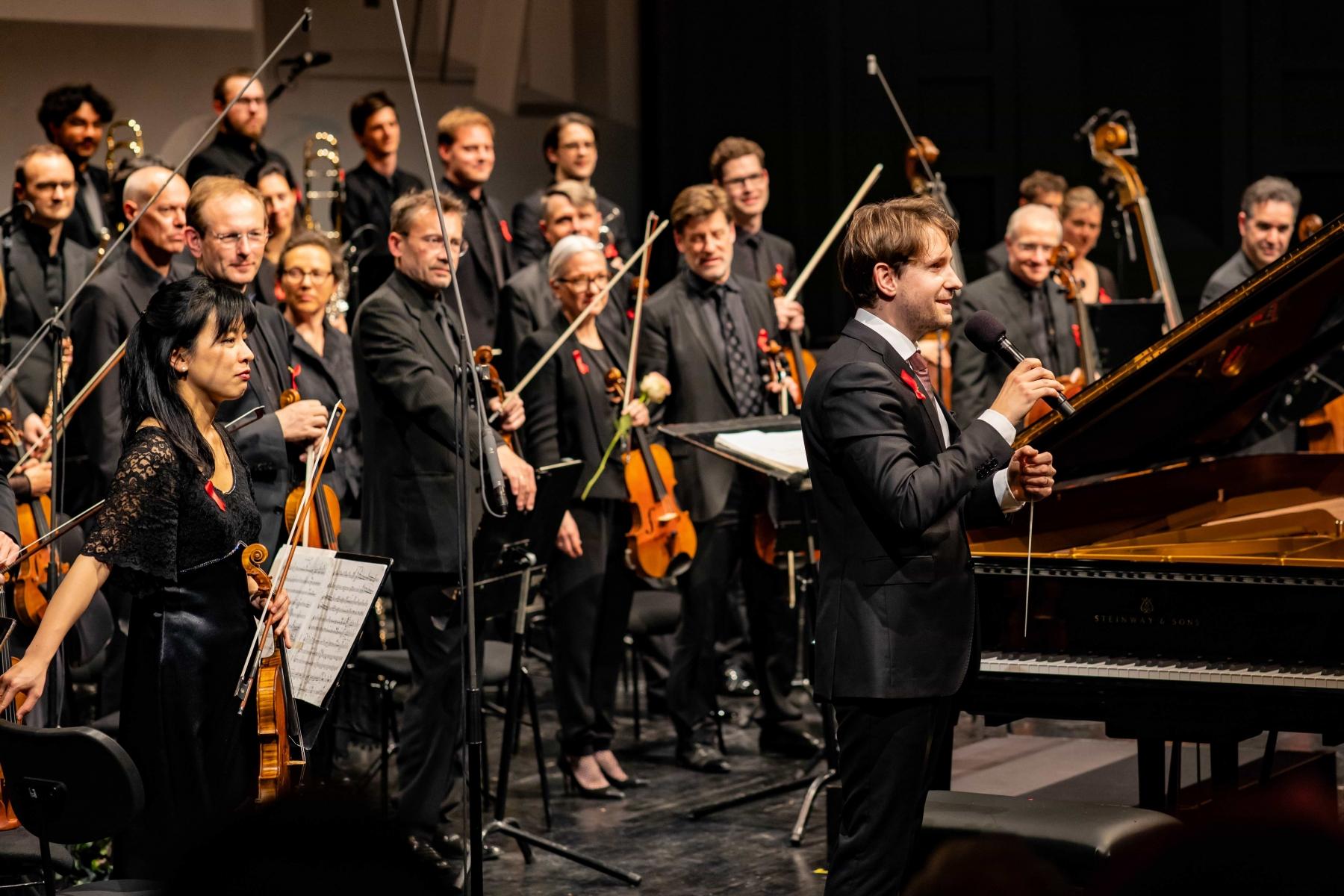 Das MKO und Clemens Schuldt laden zum Künstlerfest ein © Florian Ganslmeier