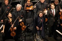Elisabeth Leonskaja mit dem MKO und Clemens Schuldt © Florian Ganslmeier