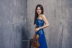 Arabella Steinbacher, Violine, Foto: Sammy Hart