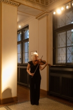Nancy Sullivan (Viola) © Florian Ganslmeier