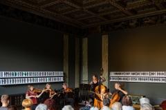 Musiker des MKO im Alten Atelier © Florian Ganslmeier