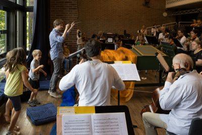 Chorprobensaal  im Gasteig
