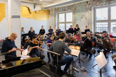 Schwere Reiter-Clemens-Schuldt-Jon-Balke-Trondheim-Voices-Viktor-Stenhjem-©Florian-Ganslmeier