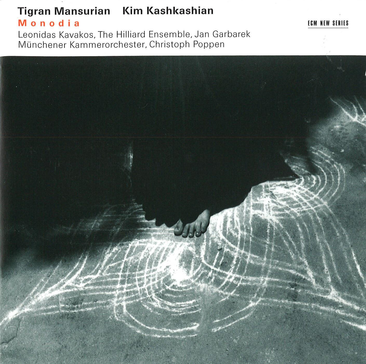 ECM Münchener Kammerorchester Tigran Mansurian Monodia