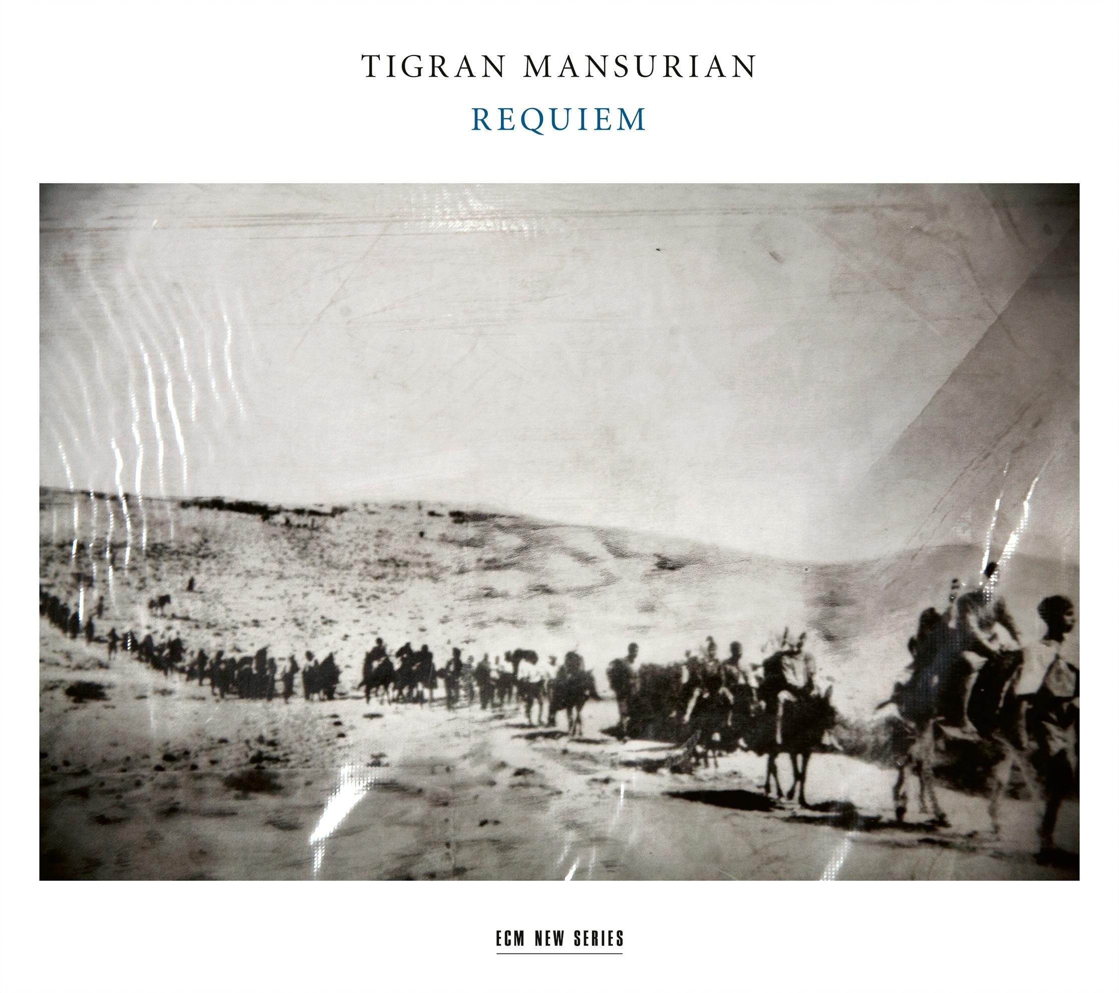 ECM Münchener Kammerorchester Tigran Mansurian Requiem