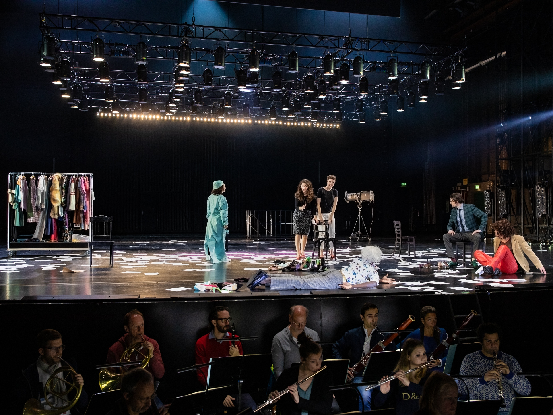 Inszenierung und Bühne: Bruno Klimek