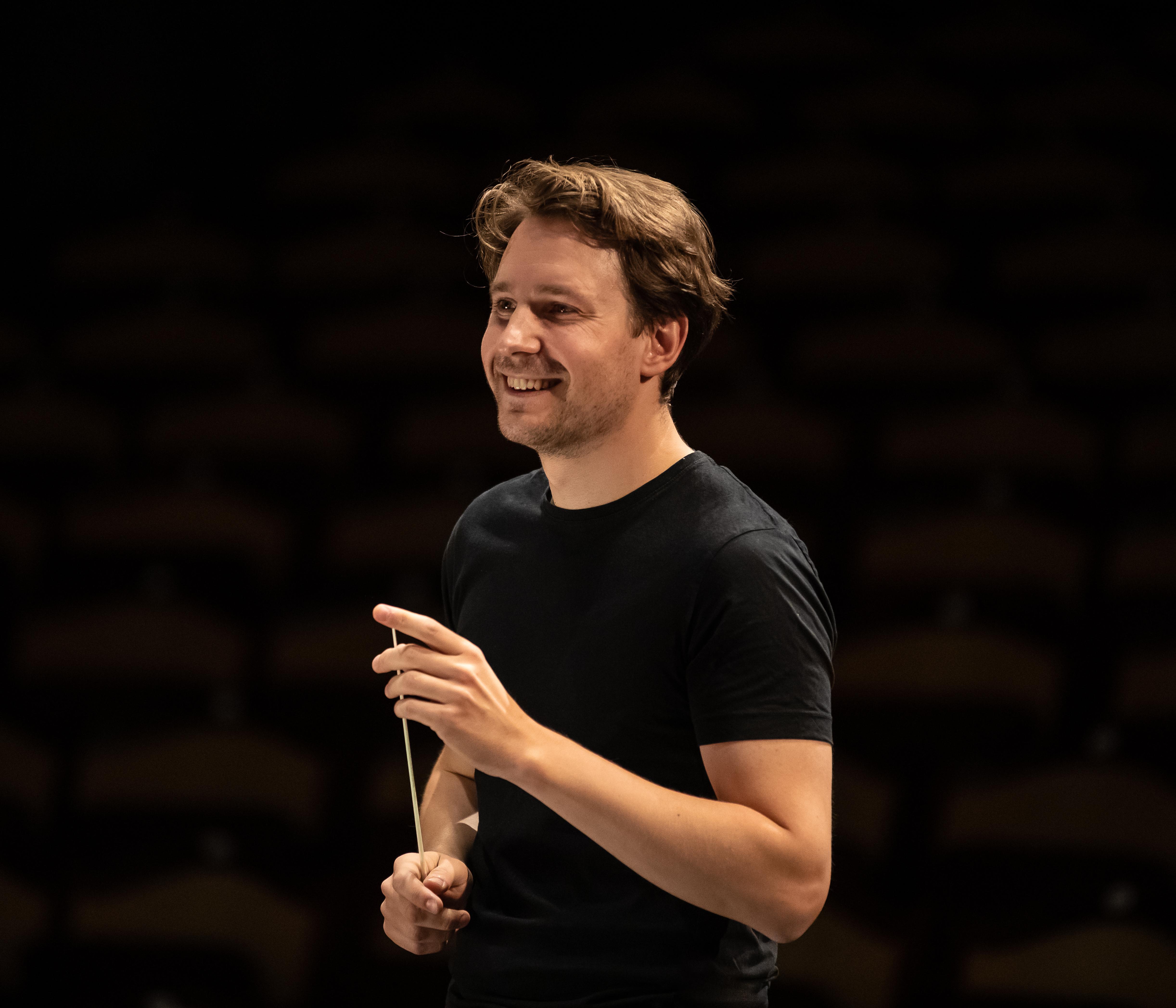 Clemens Schuldt, Chefdirigent und Künstlerisches Gremium ©Florian Ganslmeier