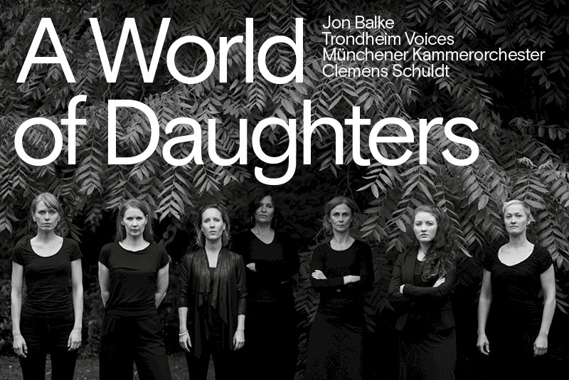 VKB Trondheim Voices A World of daughters