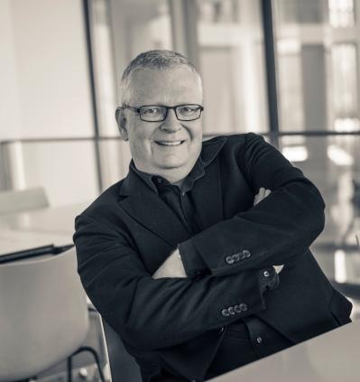 Geschäftsführer Florian Ganslmeier