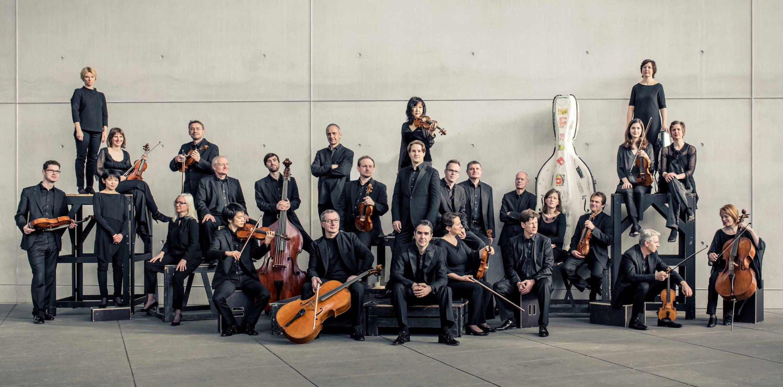 Das Münchener Kammerorchester mit Chefdirigent Clemens Schuldt
