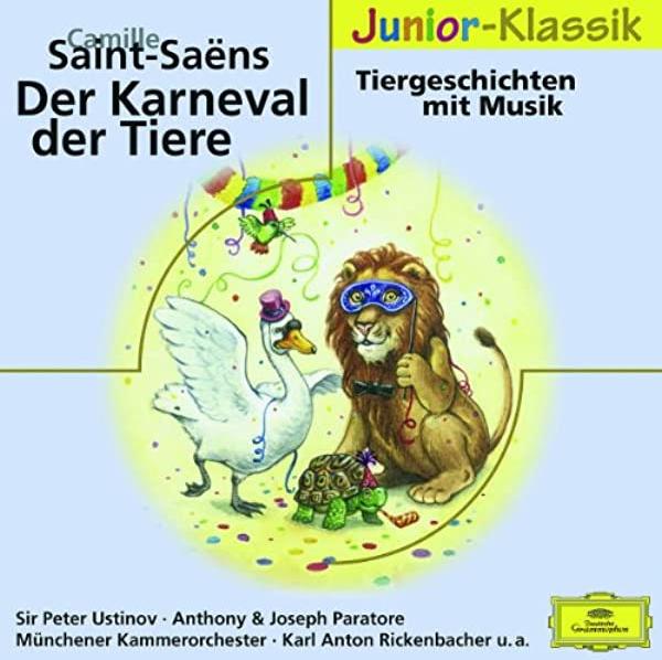 1999 - Koch - Karneval der Tiere - Ustinov, Paratore, Rickenbacher
