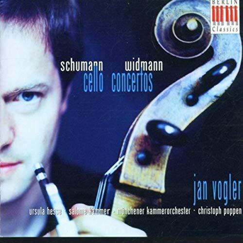 Berlin-Classics-Vogler-Schumann-Widmann