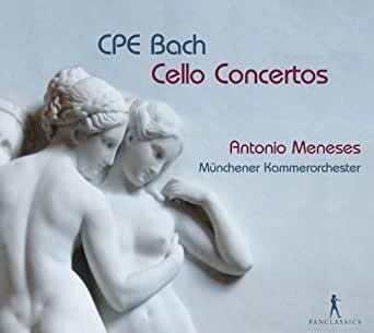 Meneses Bach Cello concertos