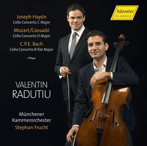 Radutiu Cellokonzerte