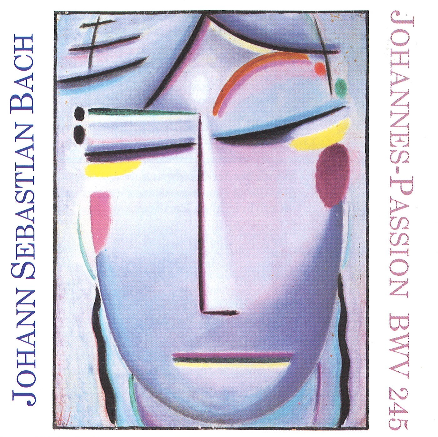 Rondaeu Bayer Records_Johannes-Passion_Cover