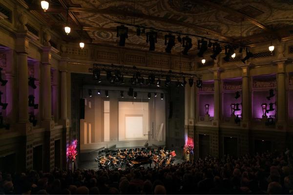 Das MKO im Prinzregententheater beim AIDS Konzert 2019