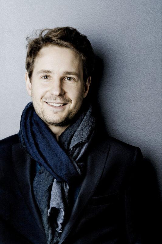 Clemens Schuldt, Chefdirigent des Münchener Kammerorchesters