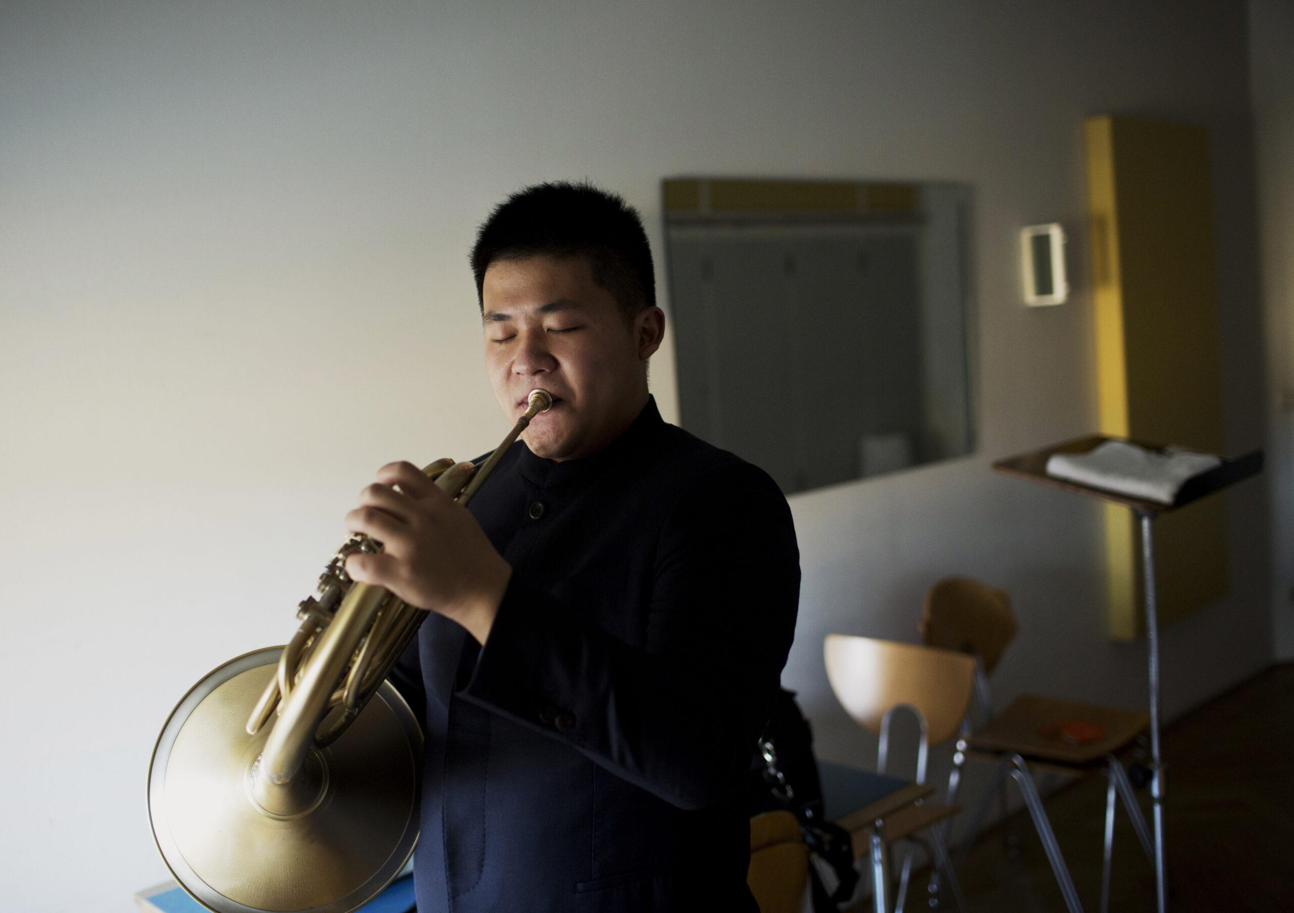 Yung Zeng (Foto: Daniel Delang)